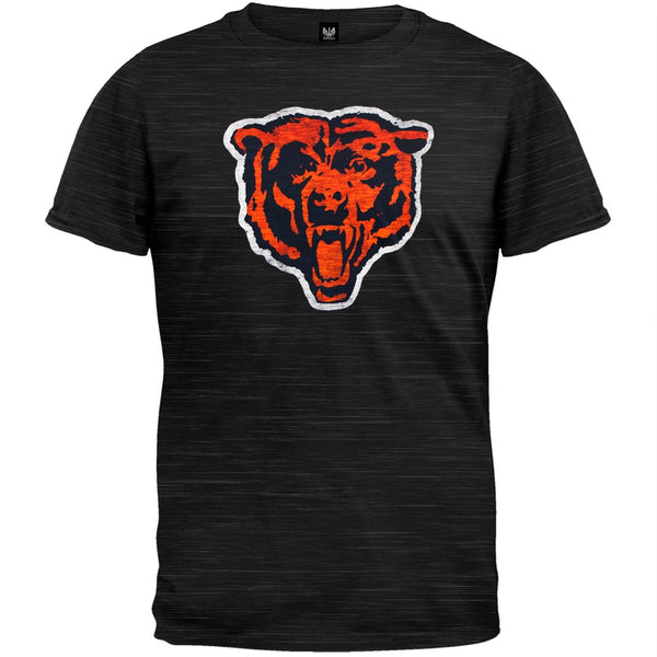 Chicago Bears - Logo Scrum Premium T-Shirt