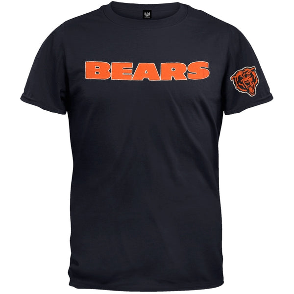 Chicago Bears - Logo Fieldhouse Premium T-Shirt