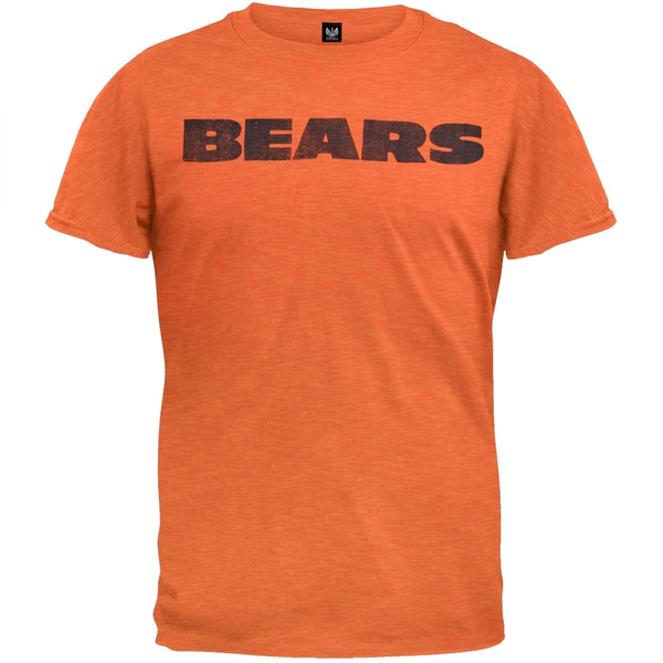 Chicago Bears - Logo Scrum Legacy Premium T-Shirt