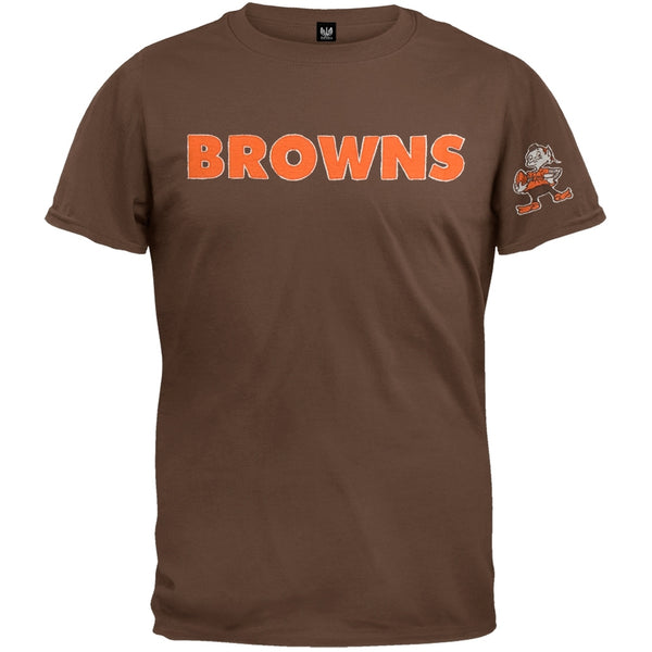 Cleveland Browns - Logo Fieldhouse Premium T-Shirt