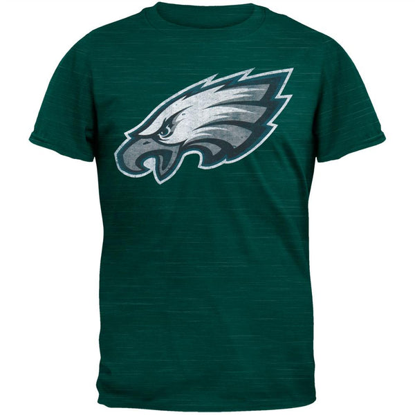 Philadelphia Eagles - Logo Scrum Premium T-Shirt