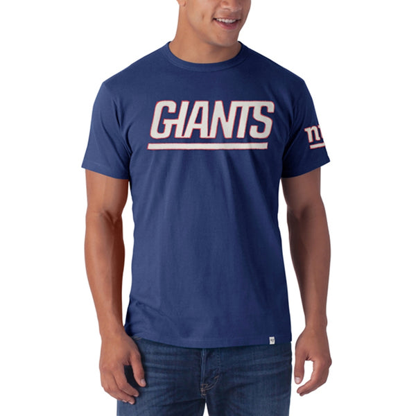 New York Giants - Logo Fieldhouse Premium T-Shirt
