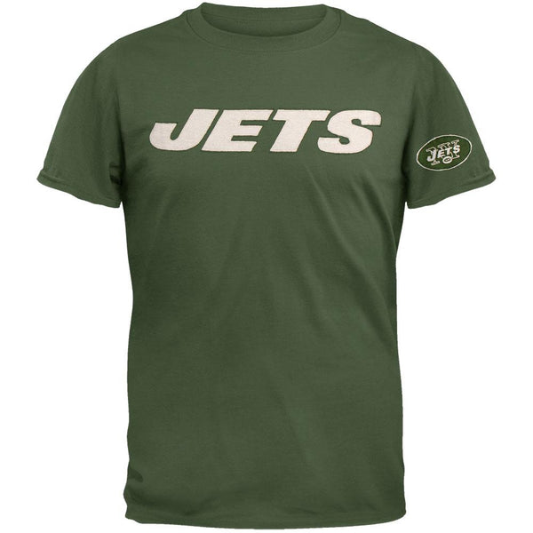 New York Jets - Logo Fieldhouse Premium T-Shirt