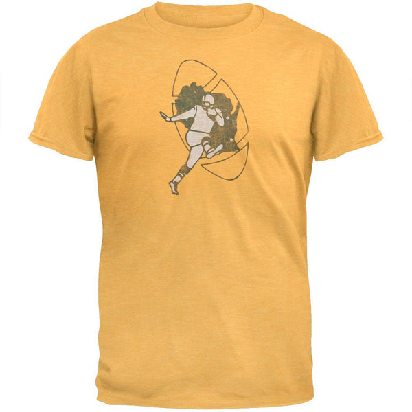 Green Bay Packers - Logo Scrum Legacy Premium T-Shirt
