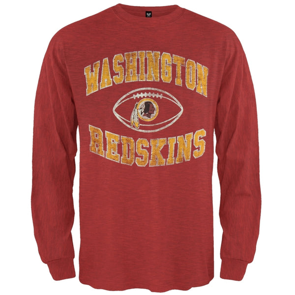 Washington Redskins - Logo Scrum Premium Long Sleeve T-Shirt