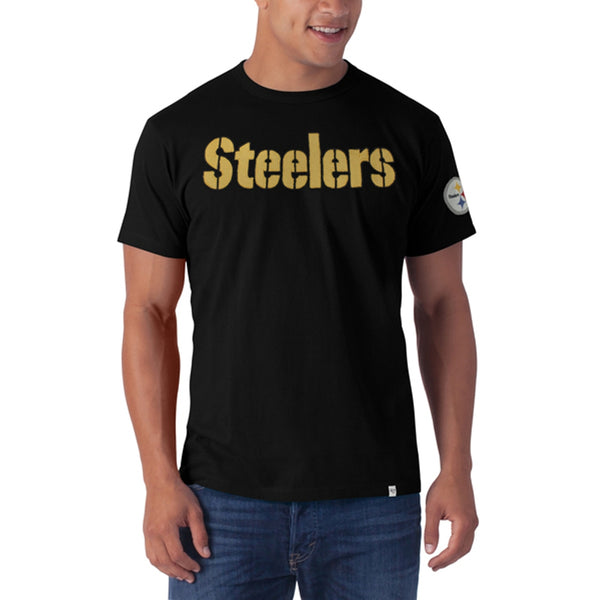Pittsburgh Steelers - Logo Fieldhouse Premium T-Shirt