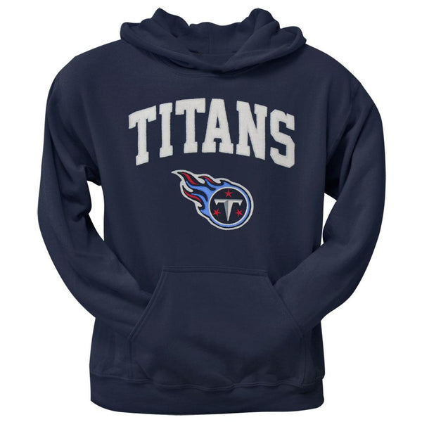 Tennessee Titans - Logo Scrimmage Premium Pullover Hoodie