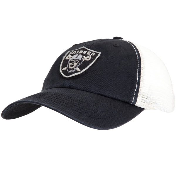 Oakland Raiders - Logo Stanwyk Stretch Fit Cap