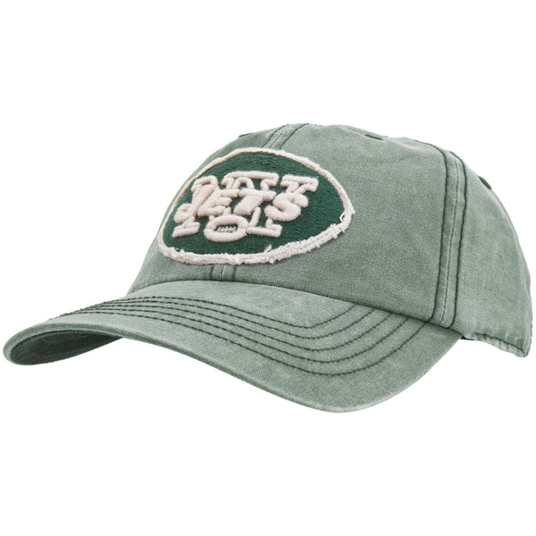 New York Jets - Logo Palmetto Adjustable Baseball Cap