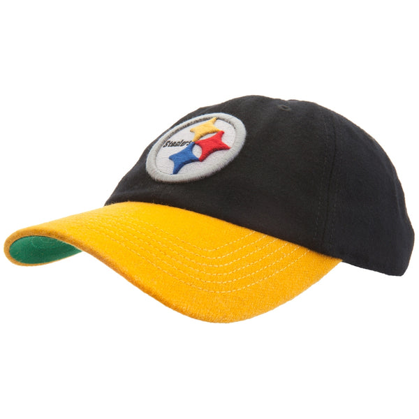 Pittsburgh Steelers - Logo Brooksby Adjustable Baseball Cap