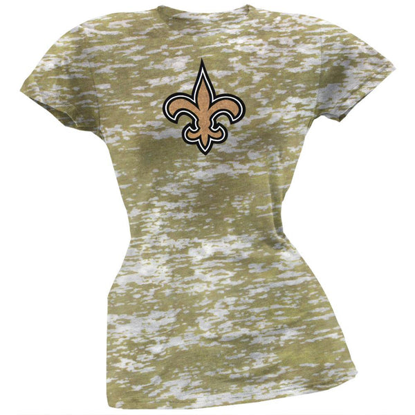 New Orleans Saints - Logo Juniors T-Shirt
