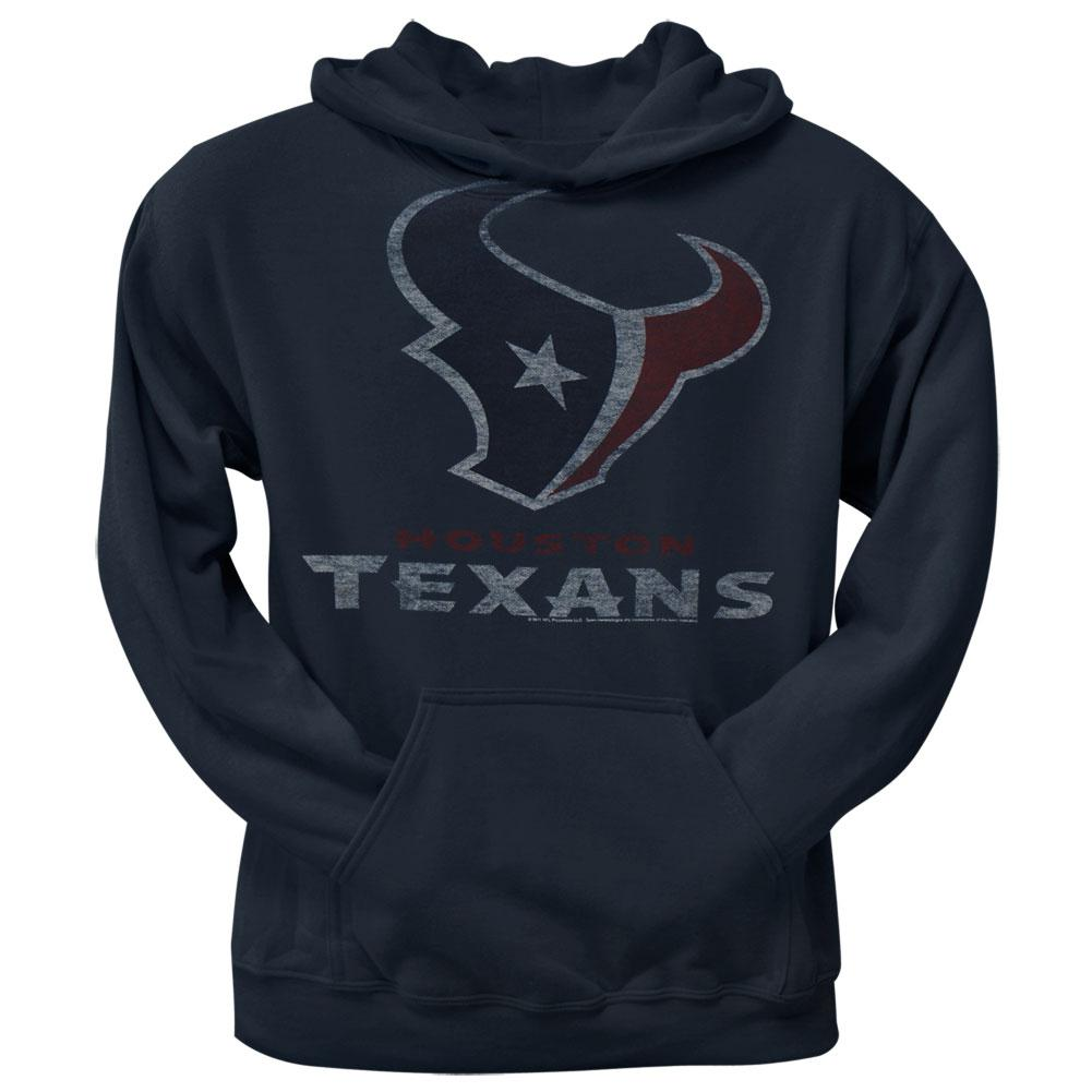Houston Texans - Old School Logo Pullover Hoodie – OldGlory.com 120c2b04a