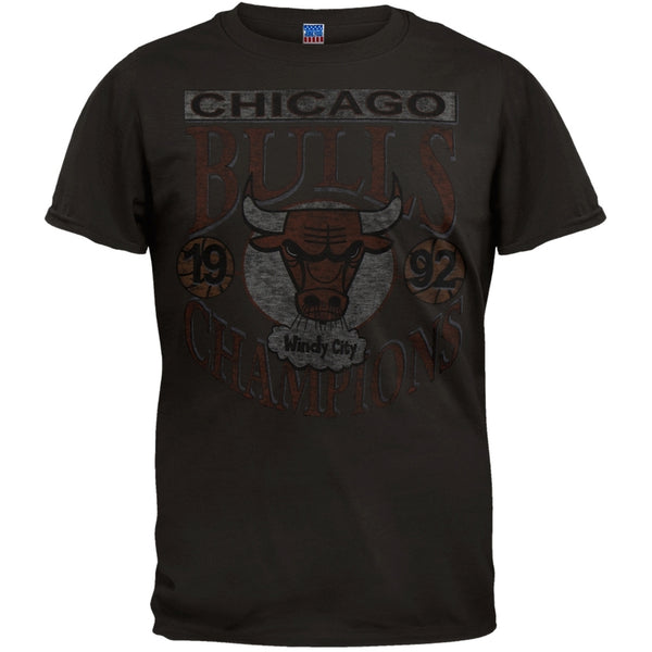 Chicago Bulls - '92 Champions Soft T-Shirt