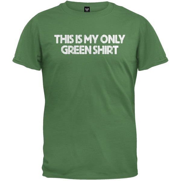 My Only Green T-Shirt