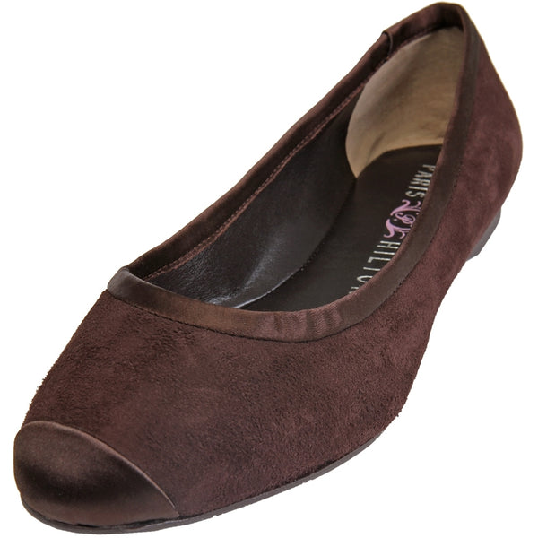 Paris Hilton Footwear - Darnella - Brown Suede
