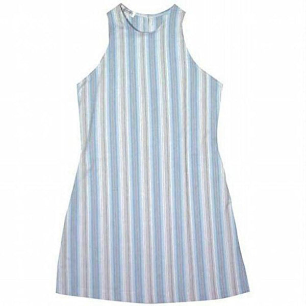 Juniors Tank Dress - Blue