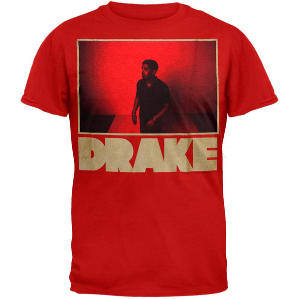 Drake - Red Photo T-Shirt