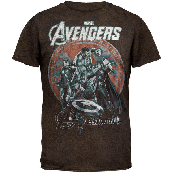 Avengers - Avengers Bottle Co. T-Shirt