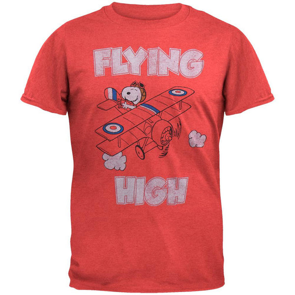 Peanuts - Flying High Soft T-Shirt