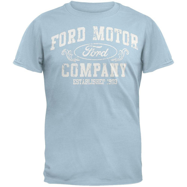 Ford - Logo Soft T-Shirt
