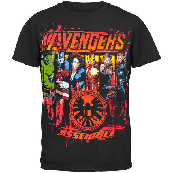 Avengers - Primed & Ready Youth T-Shirt