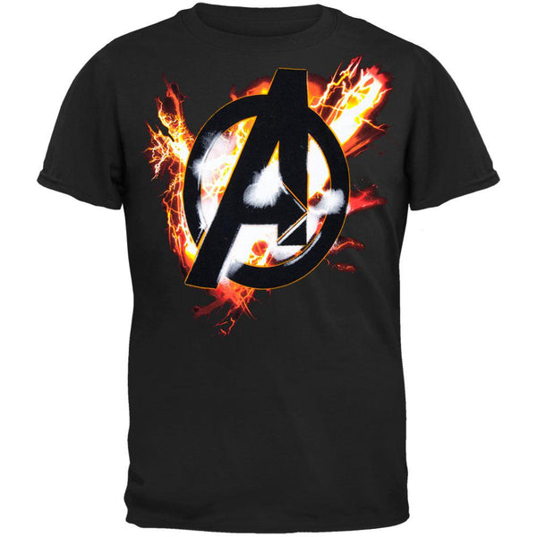 Avengers - 'Lectric Youth T-Shirt