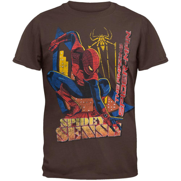 Amazing Spider-Man - Eye On City Youth T-Shirt
