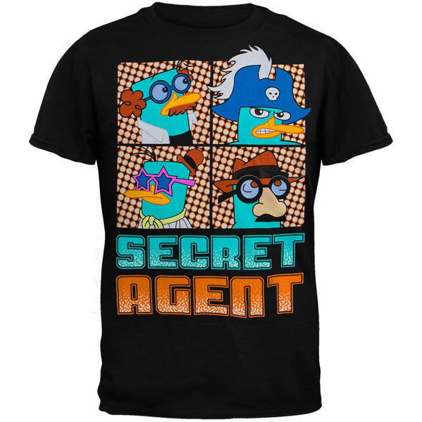 Phineas & Ferb - Pop Agent UV Youth T-Shirt