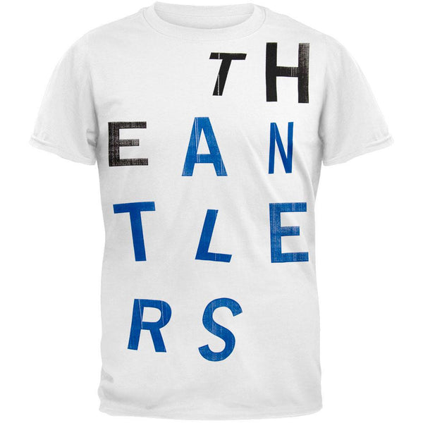 Antlers - Big Letters Soft T-Shirt