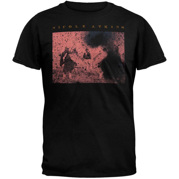 Nicole Atkins - Vultures Album Soft T-Shirt