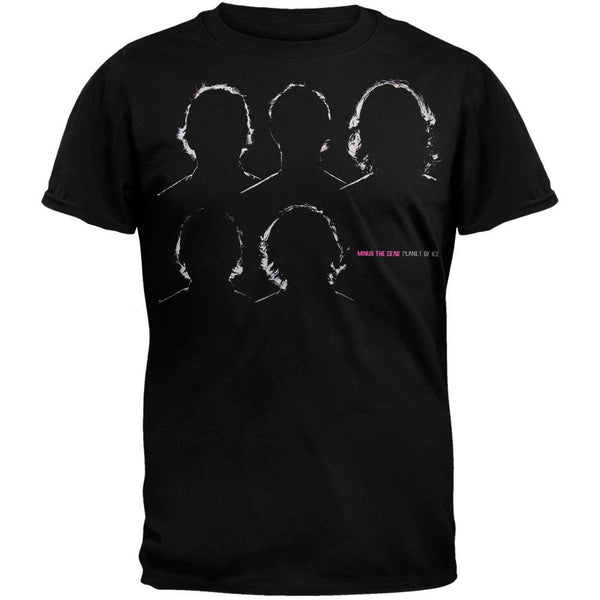 Minus The Bear - Poi Faces Soft T-Shirt