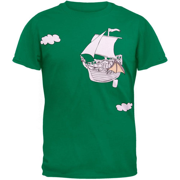 Shins - Ship Clouds Soft T-Shirt
