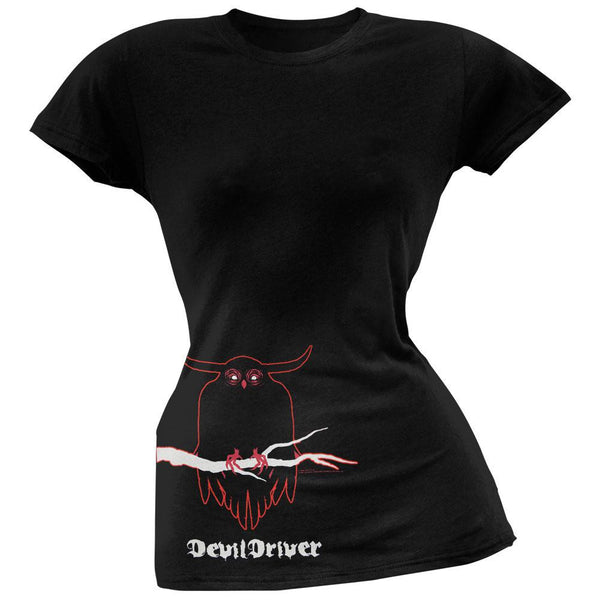 DevilDriver - Owl Perch Juniors T-Shirt