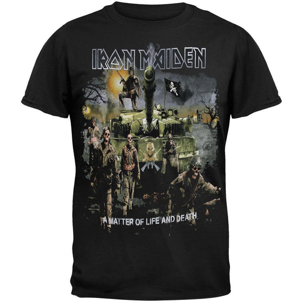Iron Maiden - A Matter of Life and Death T-Shirt