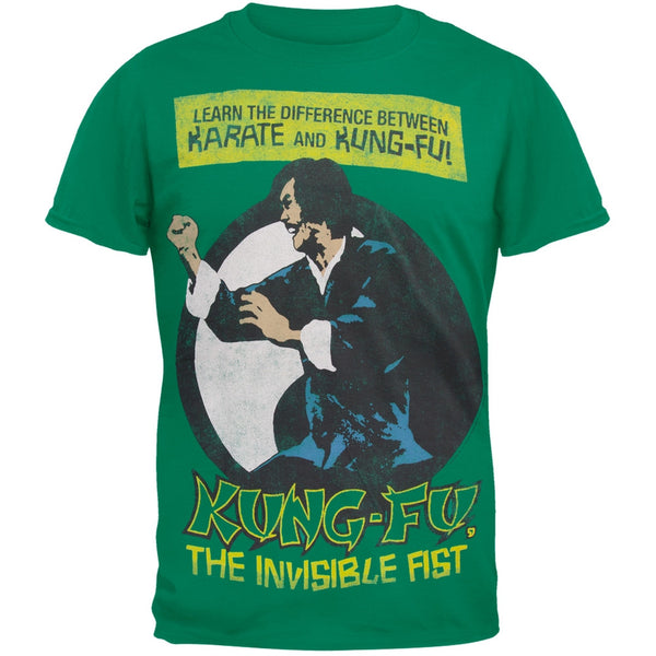 Kung-Fu - The Difference Between Soft T-Shirt