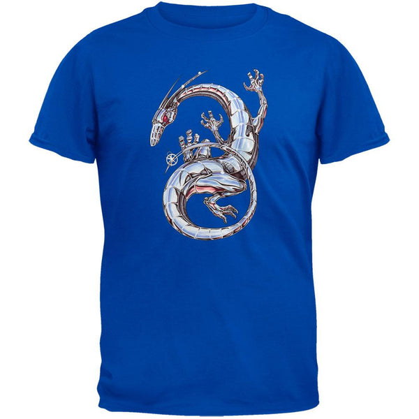 Chrome Dragon Royal Adult T-Shirt