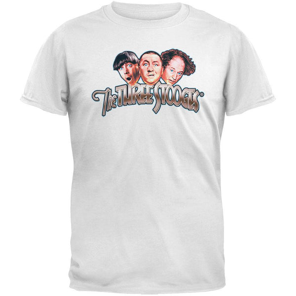 Three Stooges - Logo T-Shirt