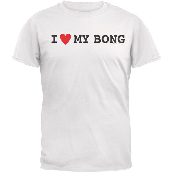I Love My Bong T-Shirt
