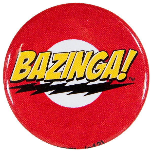 Big Bang Theory - Bazinga Red Button