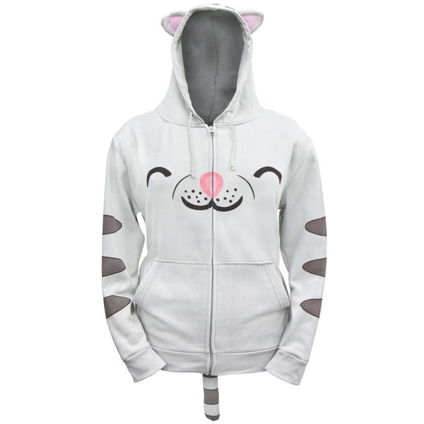 Big Bang Theory - Soft Kitty Costume Zip Hoodie