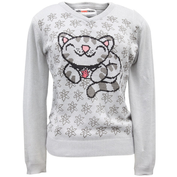 Big Bang Theory - Soft Kitty Juniors Sweater