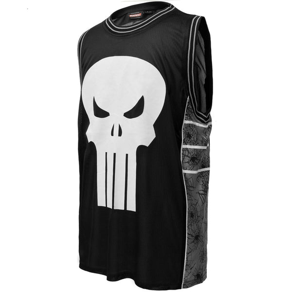 Punisher - Castle Basketball Jersey