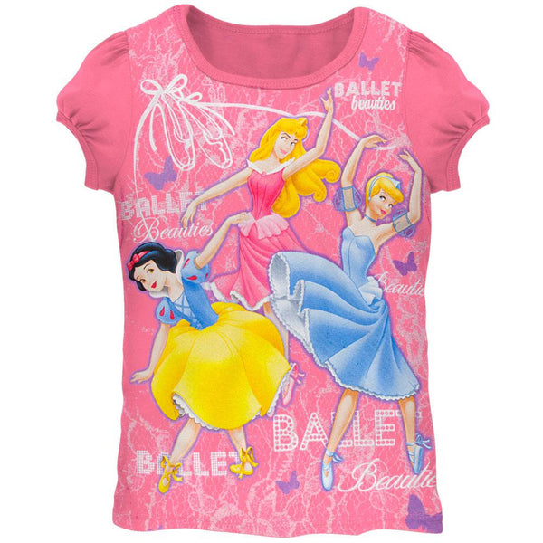 Disney Princesses - Ballet Beauties Girls T-Shirt