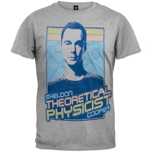 Big Bang Theory - Theoretical Physicist Soft T-Shirt