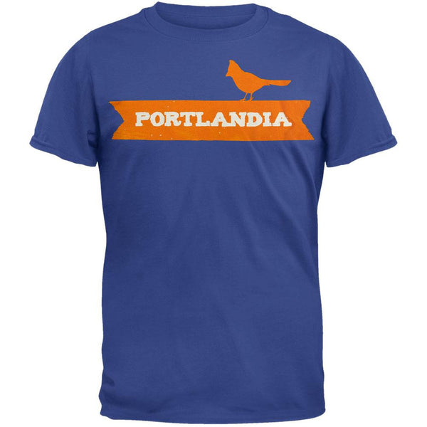 Portlandia - Bird Logo Soft T-Shirt