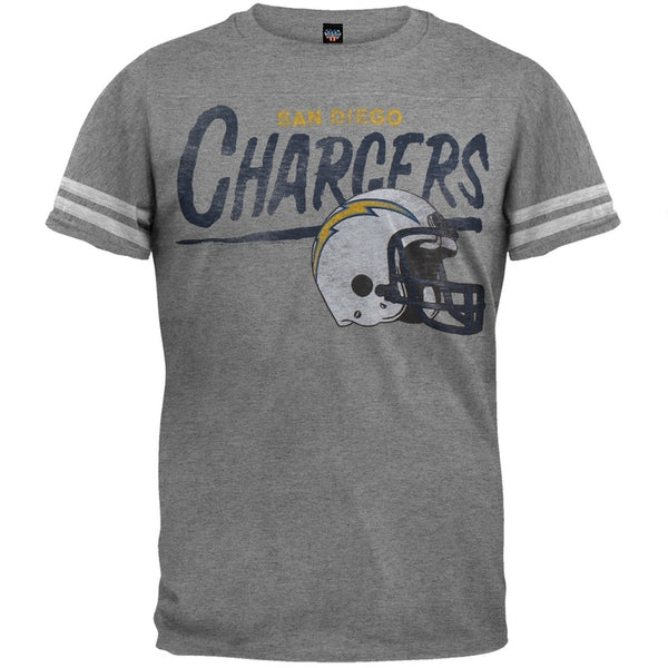 San Diego Chargers - Throwback Soft T-Shirt