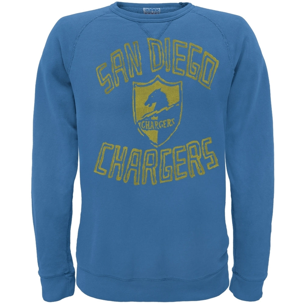 more photos fbbc8 829c5 San Diego Chargers - Logo Crew Neck Sweatshirt
