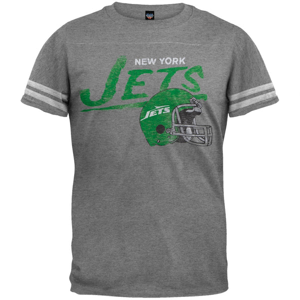 New York Jets - Throwback Soft T-Shirt