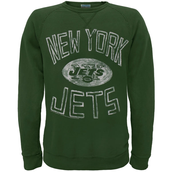 New York Jets - Logo Crew Neck Sweatshirt