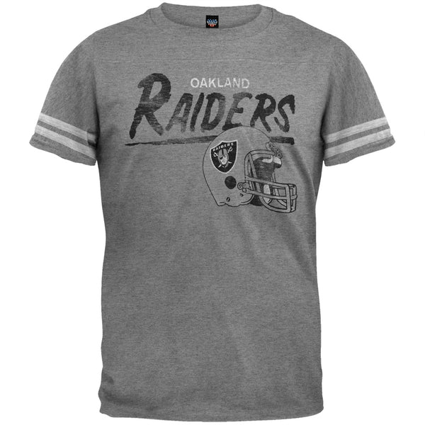 Oakland Raiders - Throwback Soft T-Shirt